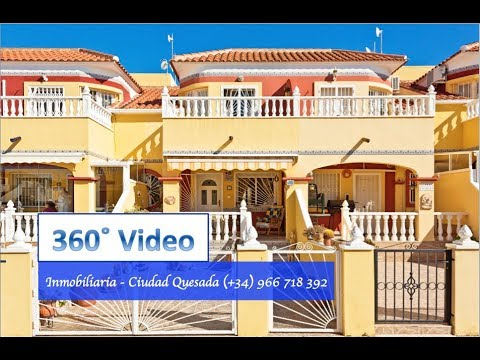 QRS 193 -VR- 3 Bedrooms, 2 Bathrooms Linked Duplex With Communal Swimming Pool