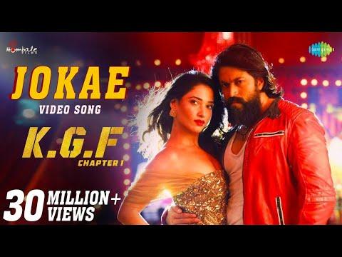 Jokae | Video | KGF | Kannada | Yash | Tamannaah | Prashanth Neel | Airaa Udupi | Ravi Basrur