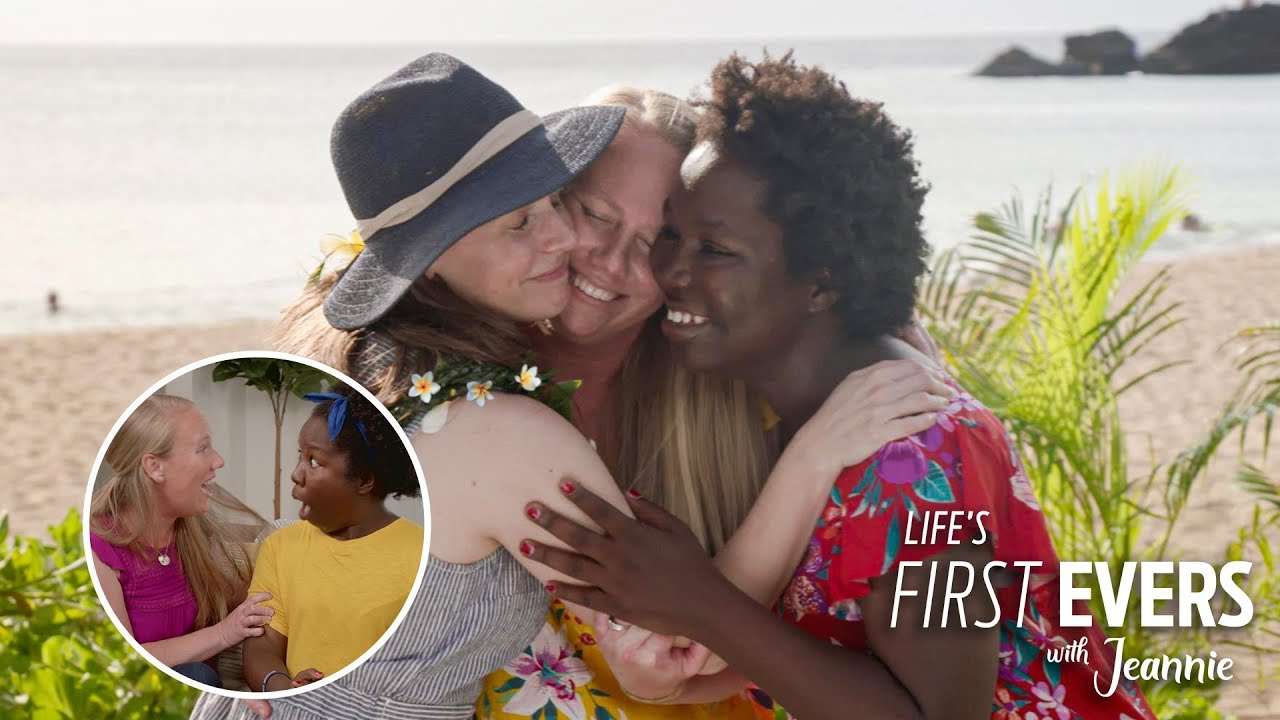 'Life's First Evers with Jeannie,' Ep. 2: Surprise Hawaiian Vacation for Daughter's B