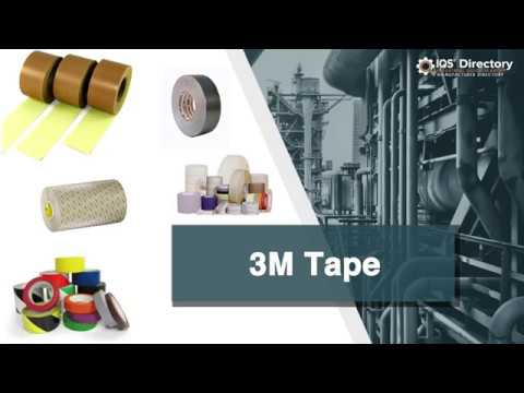 3M Tape Manufacturers Suppliers | IQS Directory