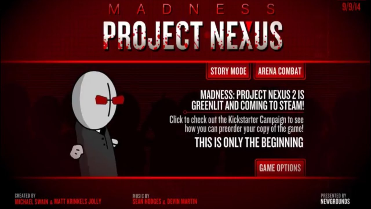 Madness Project Nexus Ep1 Switchblade Is Best