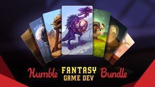 Humble Fantasy GameDev Bundle
