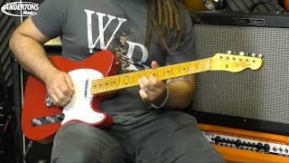 Fender Post Modern Strats & Teles - everything good about old & new guitars!