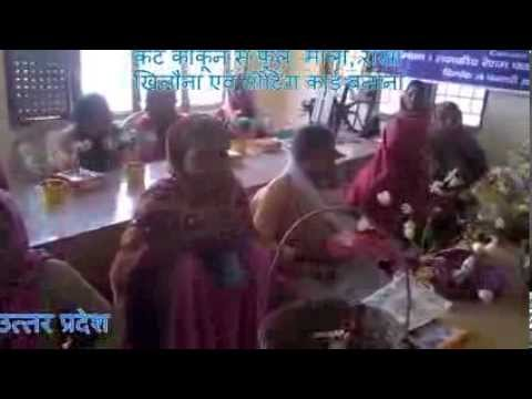 Cocoon Handicraft Training to Rural Women for employment