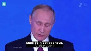 Poutine à l'Assemblée fédérale.