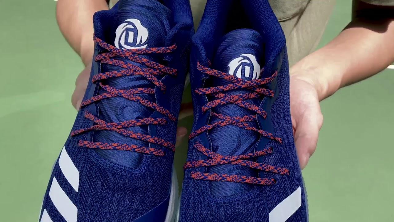 new concept 5e4b5 8941e Adidas D Rose 7 Low