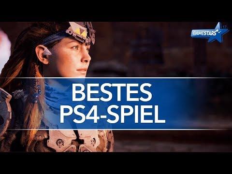 Eure Lieblingsspiele für PS4 von 2017 - Gewinner der GameStars PlayStation 4