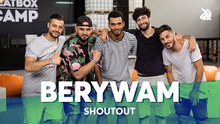 BERYWAM & MB14 | Crew Beatbox World Champions | World Beatbox Camp 2018