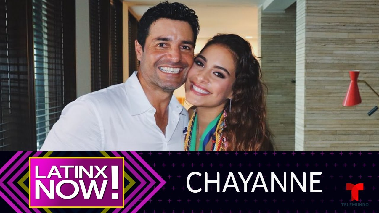 La hija de Chayanne impresionó con su talento durante la cuarentena | Latinx Now! | Entretenimiento
