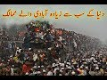 Ten Countries with the Highest Population in the World (Urdu)