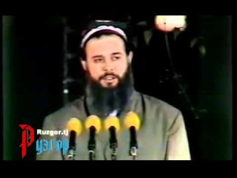 Выступления Саид Абдулло Нури в Кабуле май 1995 г 1-чать