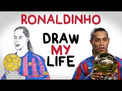 Ronaldinho | Draw My Life