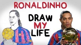 DRAW MY LIFE with Ronaldinho!