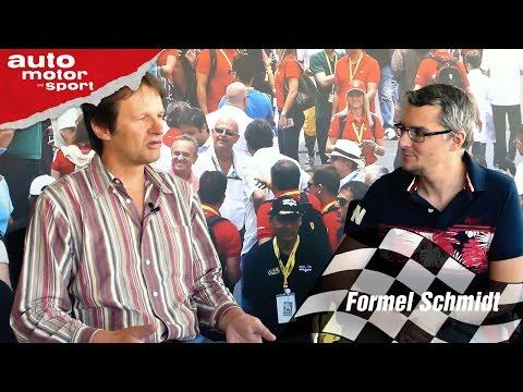 Formel Schmidt -  GP Spanien 2017   auto motor und sport