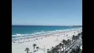 places to see in alicante spain playa de san juan