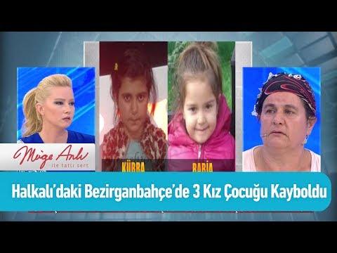 Halkalı'daki Bezirganbahçe'de 3 kız çocuğu kayboldu - Müge Anlı ile Tatlı Sert 19 Haziran 2019
