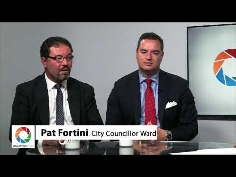 Interview with Councillors Fortini and Medeiros