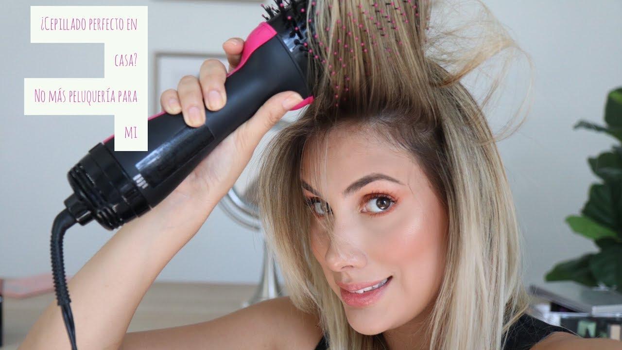 Cepillado Perfecto Nuevo Revlon Salon One Step Hair Dryer