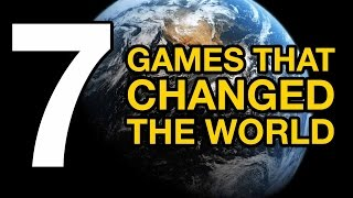 7 Games That Changed The World