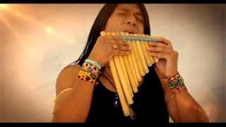 �������� ���� Leo Rojas - Celeste. Веселая музыка в исполнении Индейца. ������