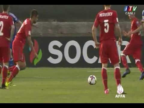 DÇ-2018: San Marino - Azərbaycan 0:1