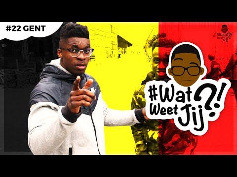 #WATWEETJIJ?! | #22 Gent (BELGIË).