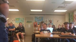 Improv Everywhere Substitute Teacher Prank