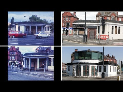 The Continuing Story of the Shelter in the Penny Lane Roundabout from 1982 to 2016 - A Beatles site