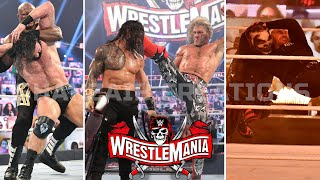 WWE WrestleMania 37 Full Highlights - WWE WrestleMania 2021 Full Highlights