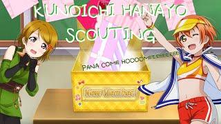 Kunoichi/Ninja Scouting! [2 10+1s] | LLSIF