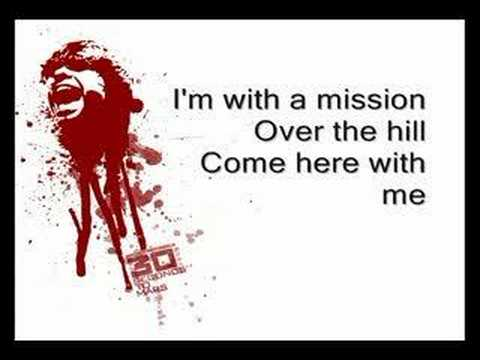 30 Seconds To Mars-The Mission [Lyrics]