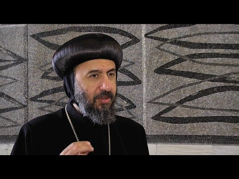 """Egyptian Coptic Bishop: """"Forgiving those who attack us makes us stronger."""""""