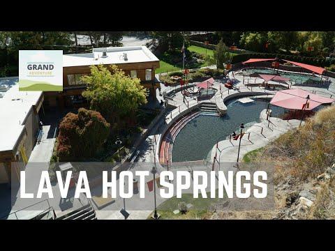 Ep. 73: Lava Hot Springs | Idaho RV travel camping