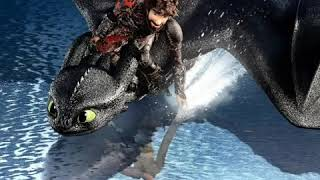Httyd the hidden world  fanmade -The Dragon world
