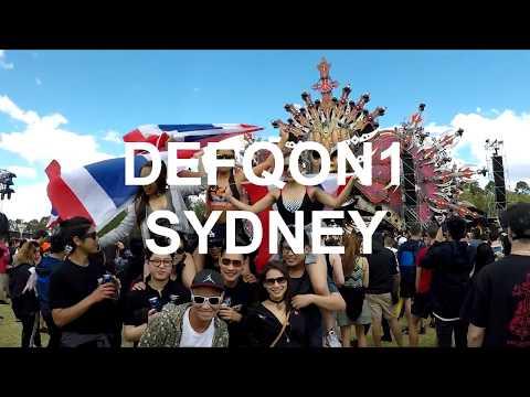 DEFQON1 2017 sydney