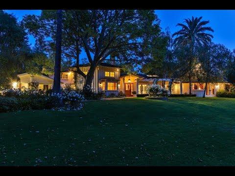 Serene 4+ Acre Equestrian Property in Malibu