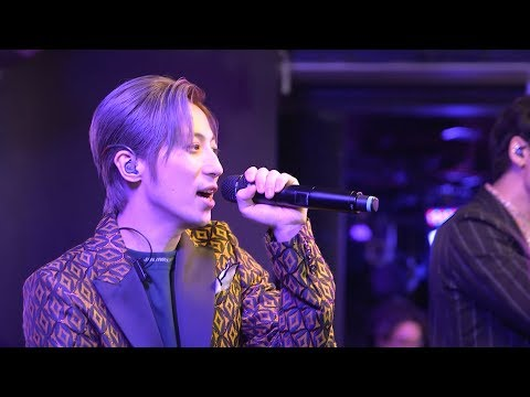 [LIVE] SUPER LOVER〜I need you tonight〜 / w-inds. (