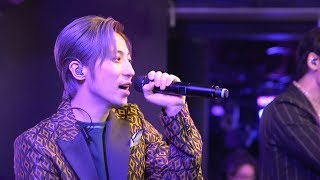 "[LIVE] SUPER LOVER〜I need you tonight〜 / w-inds. (""100"" Premium Live from YouTube Space Tokyo)"