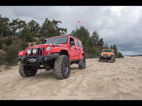 AEV Customer Tour: Florence, Oregon 2017