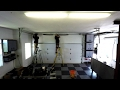 Garage Door High Lifted Tracking with a Lift Master Side Mount Opener