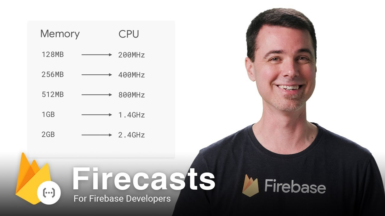 Manage functions deployment and runtime options | Firebase