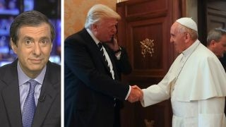 Kurtz  The world sees a more scripted Trump