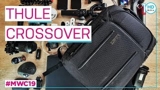Tutti i gadget tech che abbiamo usato al MWC 2019 | Thule Crossover 2