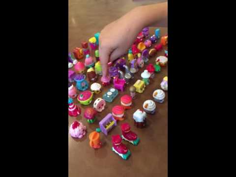 All my Shopkins names