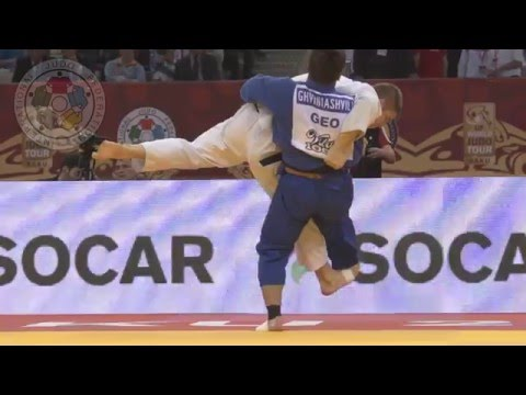 In Focus - CATEGORY -100Kg at BAKU GRAND SLAM 2016