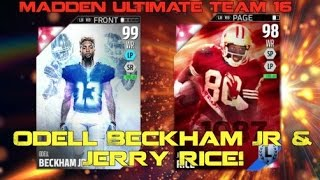 99 OBJ & Jerry Rice Can