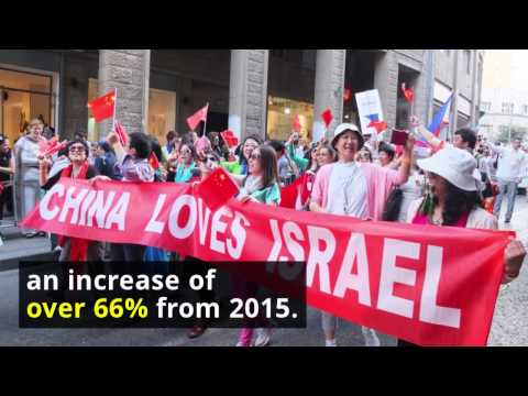 Israel & China mark 25 years of diplomatic...