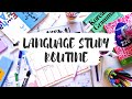- 🇰🇷 Creating an Effective Study Routine in 4 EASY Steps