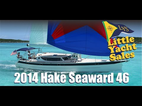 2014 Seaward 46 Sailboat for sale at Little Yacht Sales, Kemah Texas