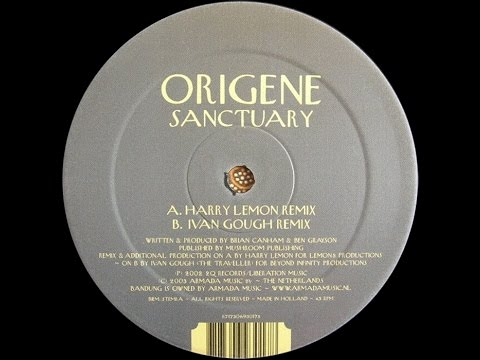 Origene ‎– Sanctuary (Ivan Gough Remix)